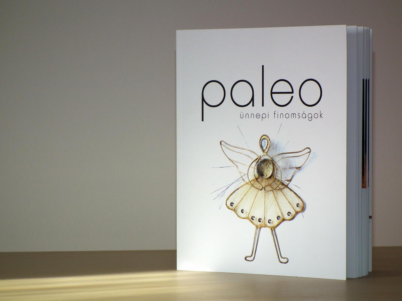 Ajándék Paleo receptek könyv